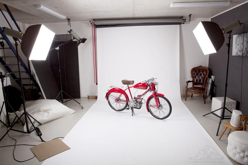 Ducati - Ontwikkel een studio van m ...