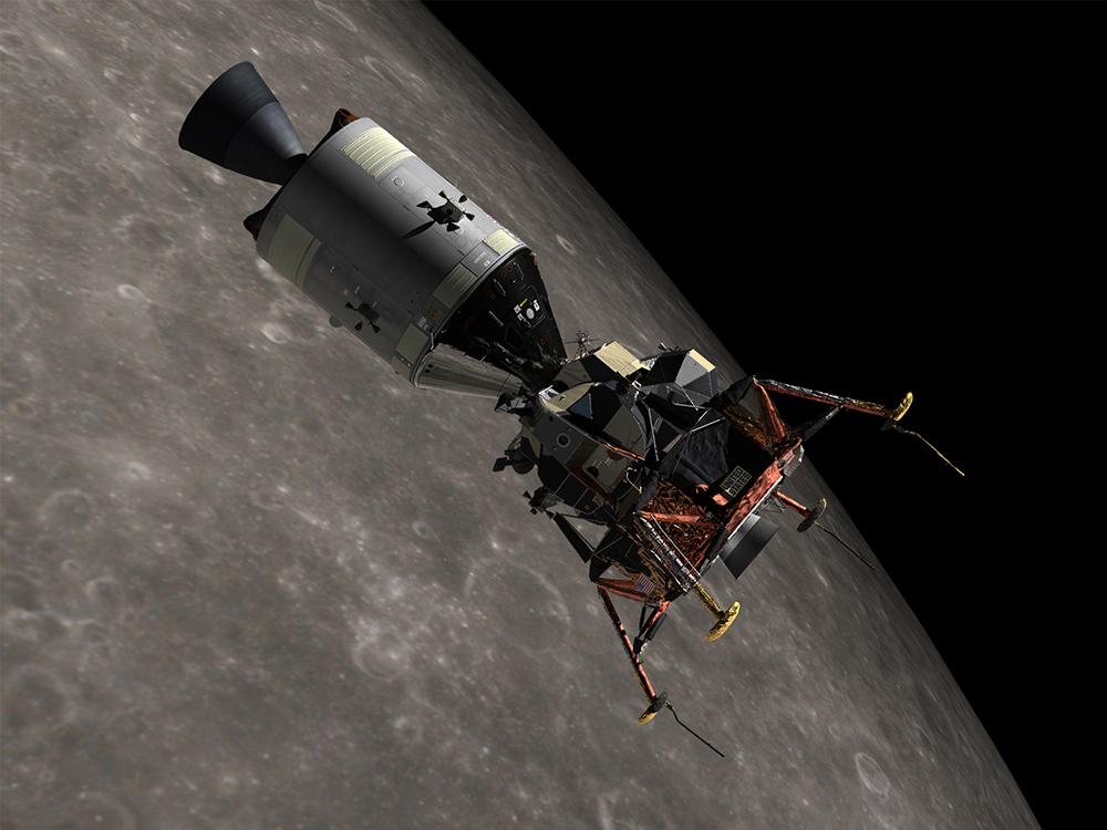 Apollo naar de Maan