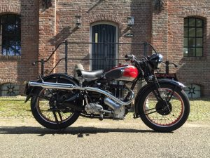 Ariel Red Hunter 350cc – 1945