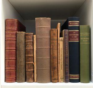 Overzicht van mijn boeken