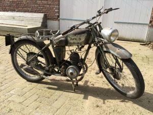 Armor Pony 98cc – 1939