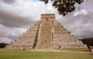 Maya Route – 2001