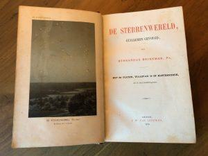 De Sterrenwereld, 1873 – Boekverslag
