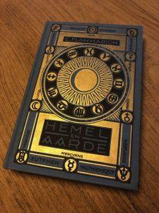 Hemel en Aarde, 1923 – Boekverslag