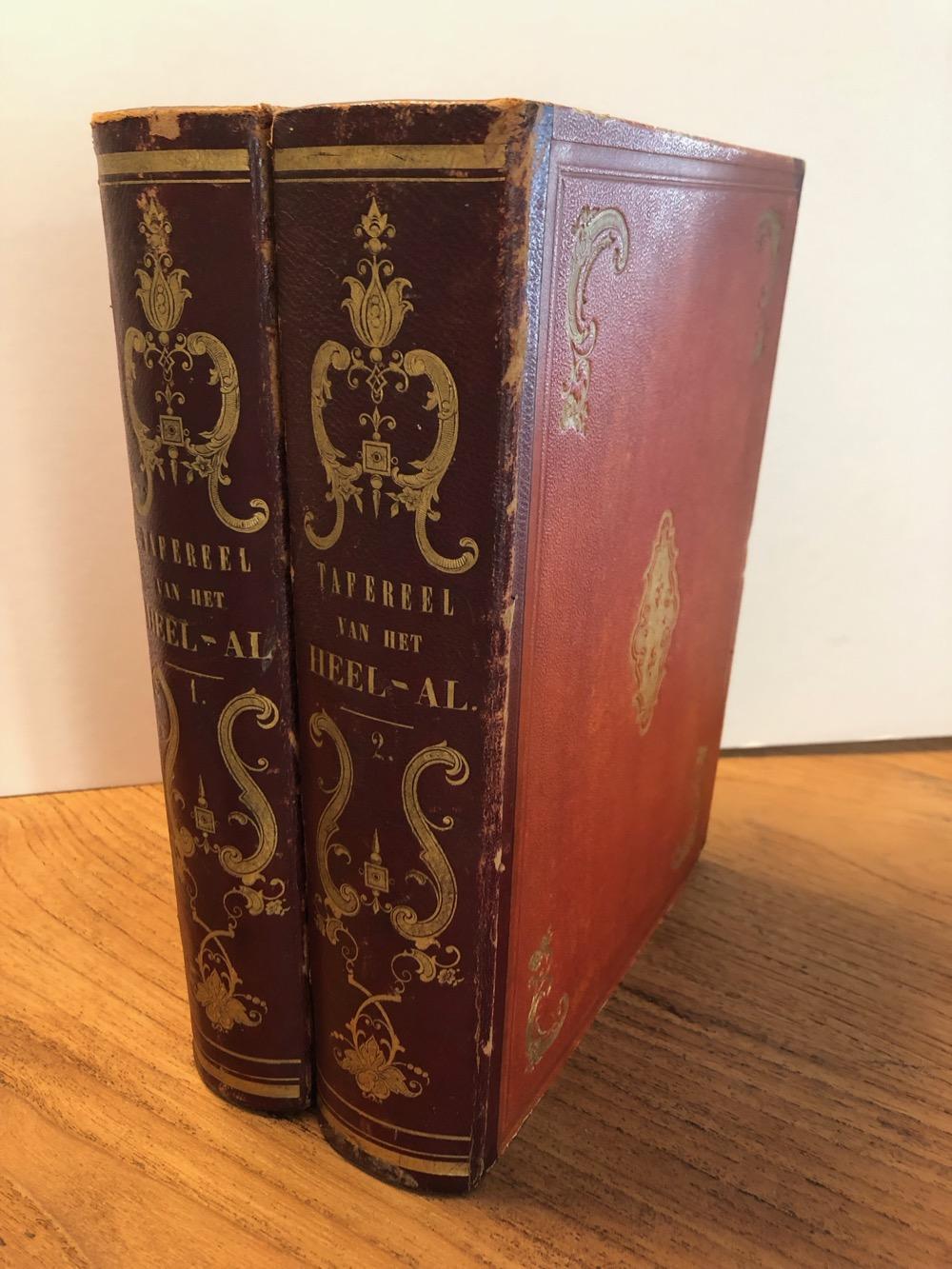 Tafereel van het heel-al – 1848