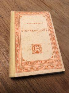 Sterrenkunde – 1913