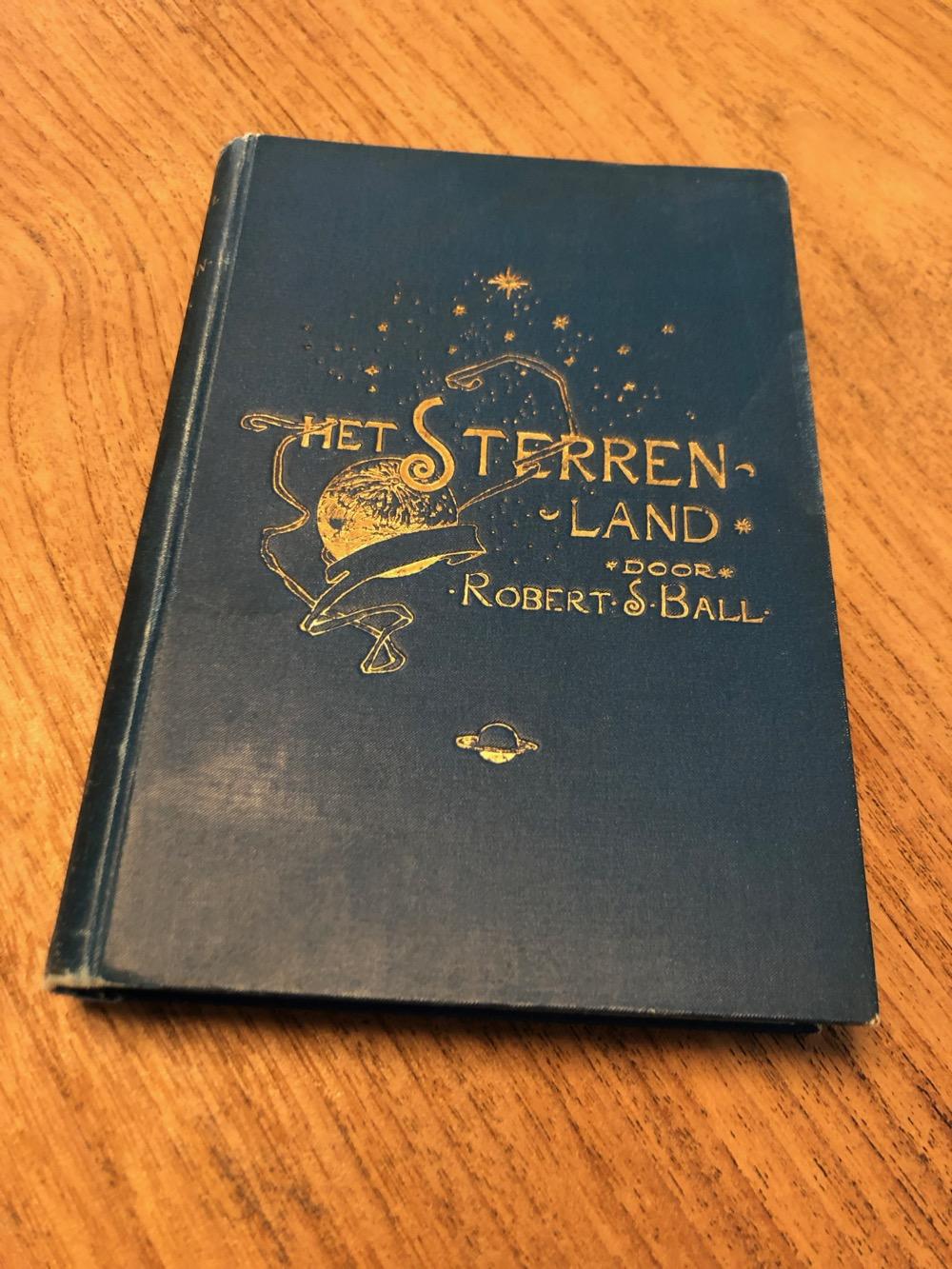 Het Sterrenland, 1895 – Boekverslag