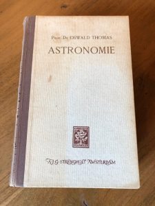 Astronomie, Feiten en Problemen – 1941