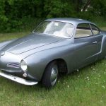 VW Karmann Ghia fan