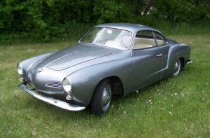 VW Karmann Ghia – Fan