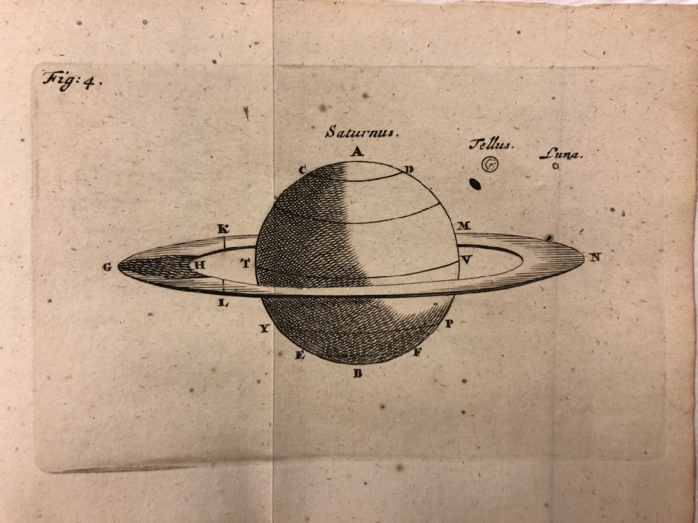 Cosmotheoros – 1699 INGEZIEN