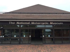 Motorcycle Museum – Birmingham (UK) – 2015