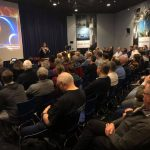 Amateur Astronomiedag der lage landen