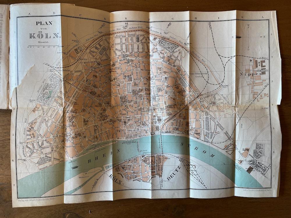 Je bekijkt nu Duitse reisgidsen van 110 tot 156 jaar oud