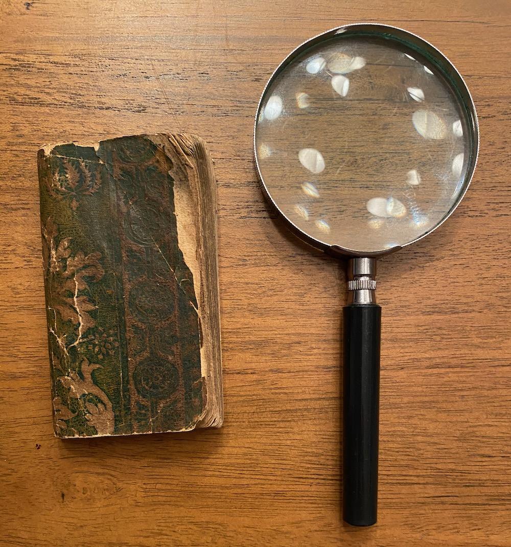 Je bekijkt nu Le Trésor des Almanachs – 1784