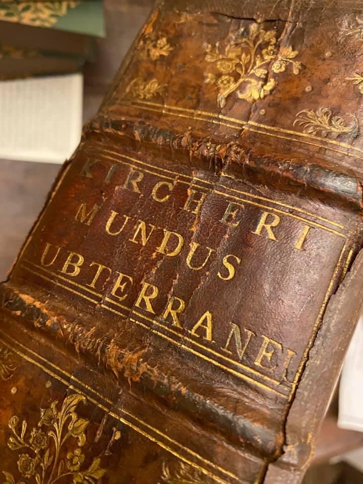 Je bekijkt nu Mundus Subterraneus – 1678 – INGEZIEN
