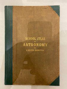 A school atlas of astronomy – 1855 – INGEZIEN