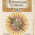 Astronomicum Cæsareum – 1540