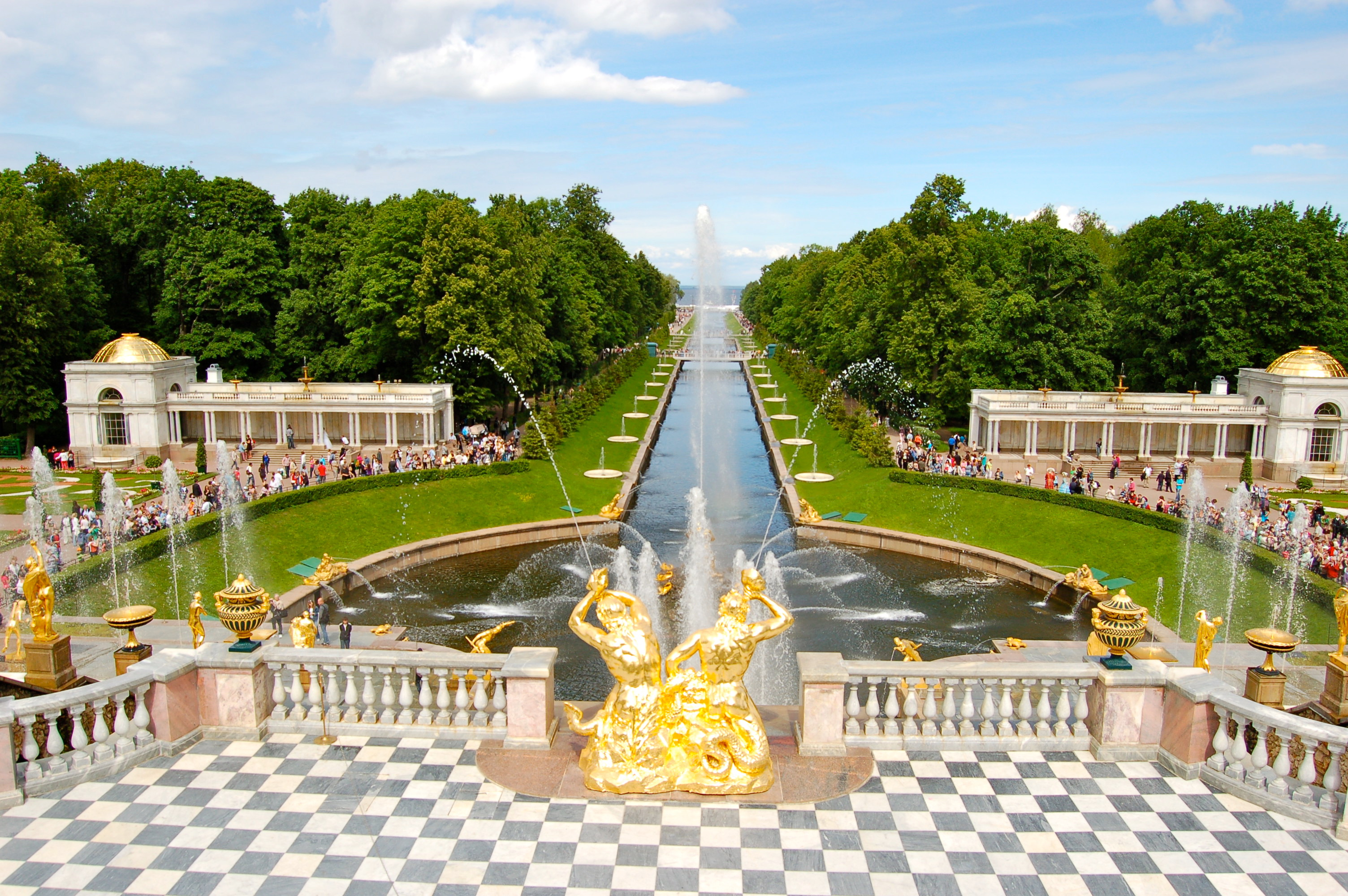 Je bekijkt nu Sint Petersburg – 2010