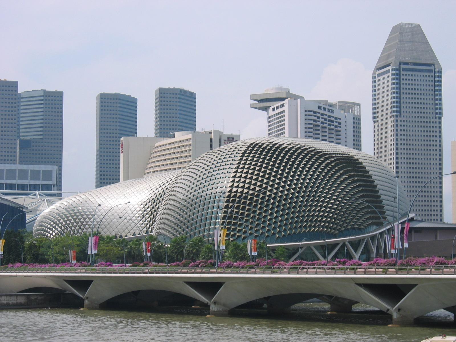 Je bekijkt nu Singapore – 2006