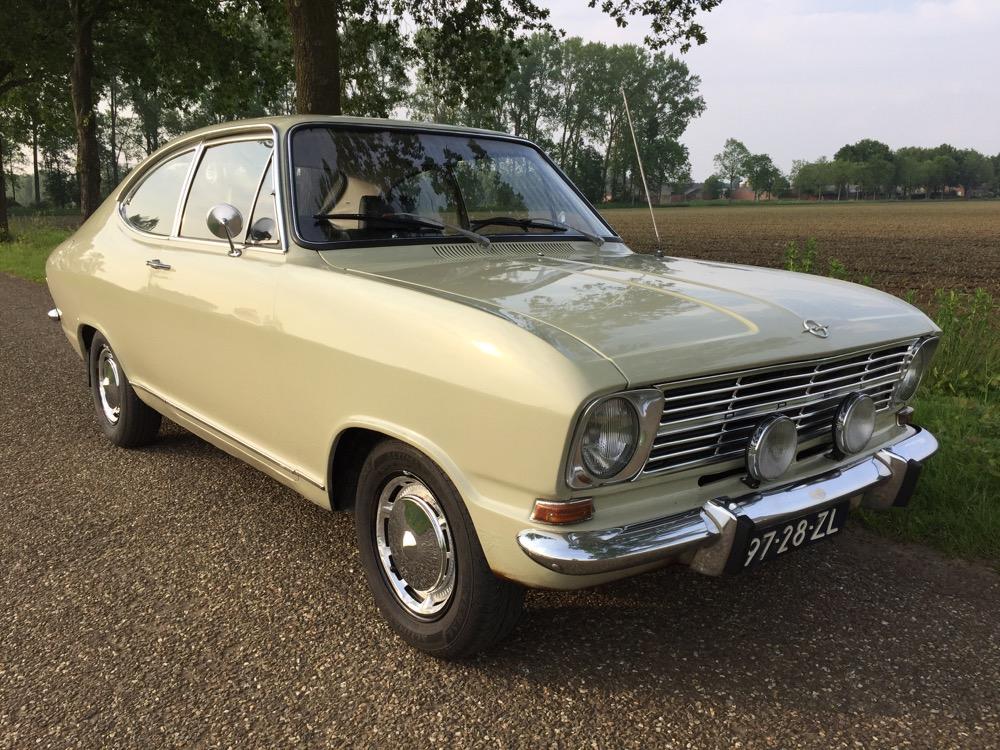 Opel B Kadett – 1969