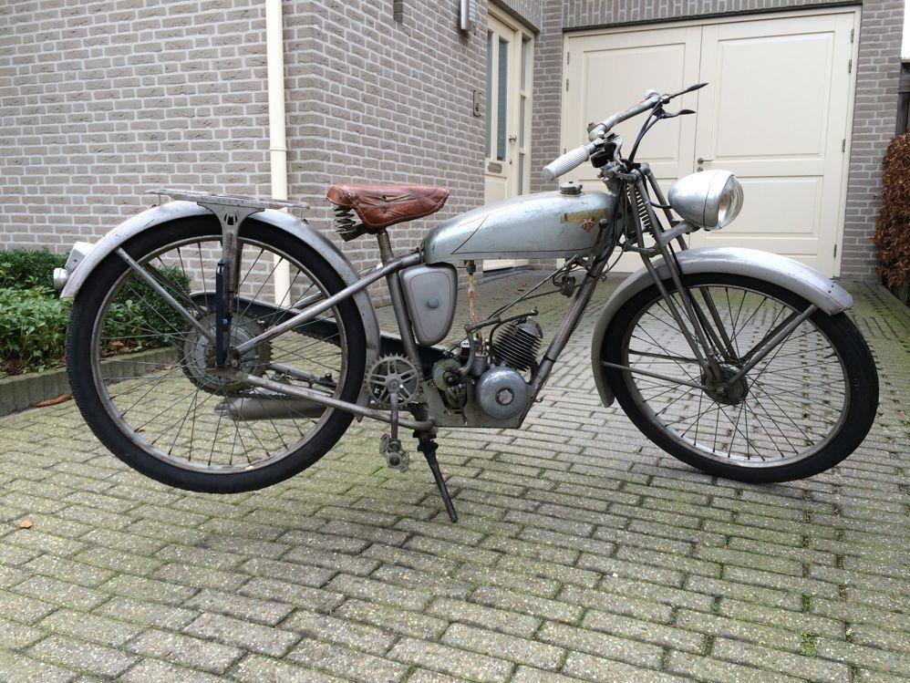 Motobécane Poney AG2 – 1946