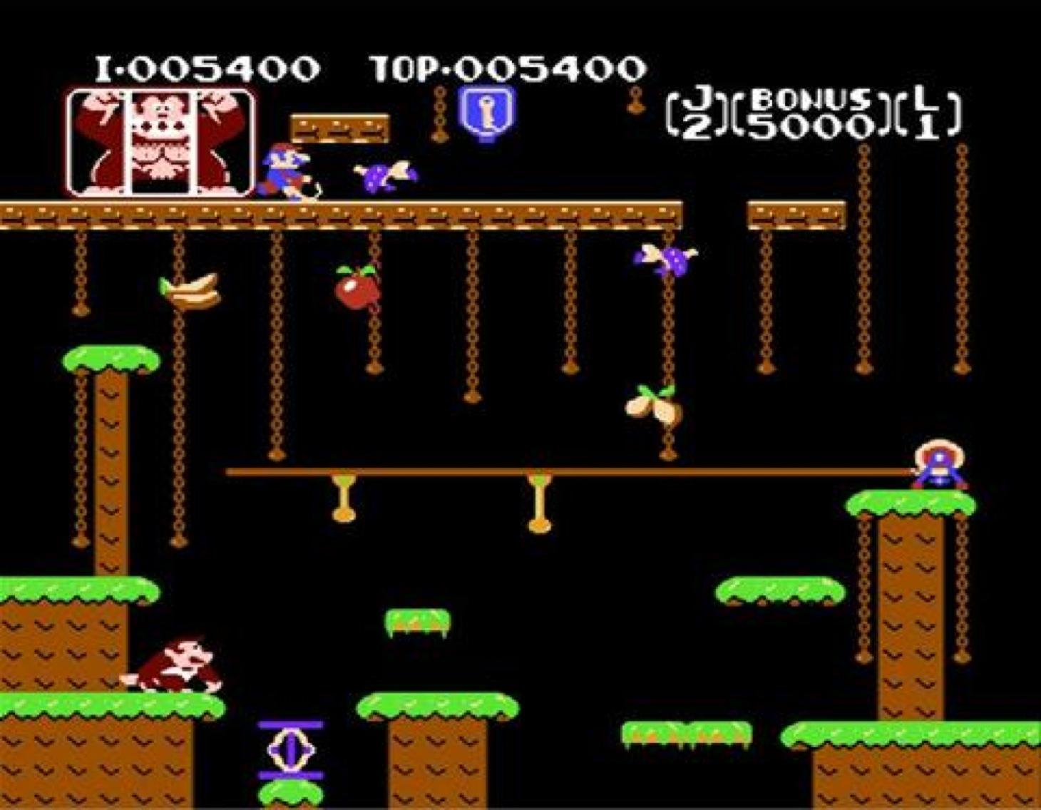 Je bekijkt nu Arcade games of the '80's
