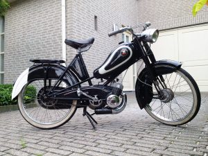 Mobylette S25B – 1961