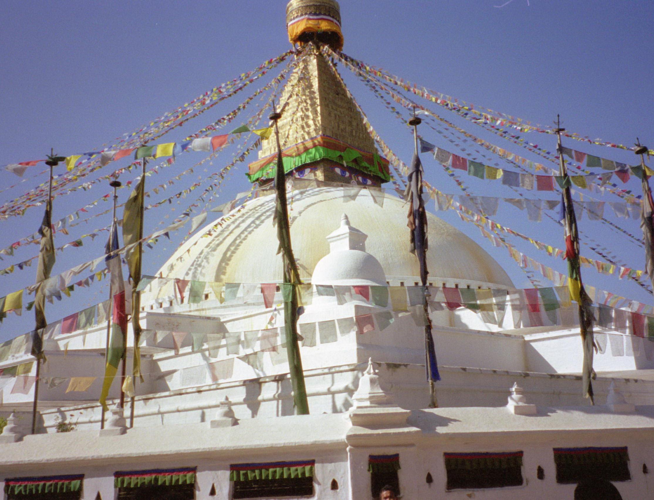 Je bekijkt nu Nepal – 2000