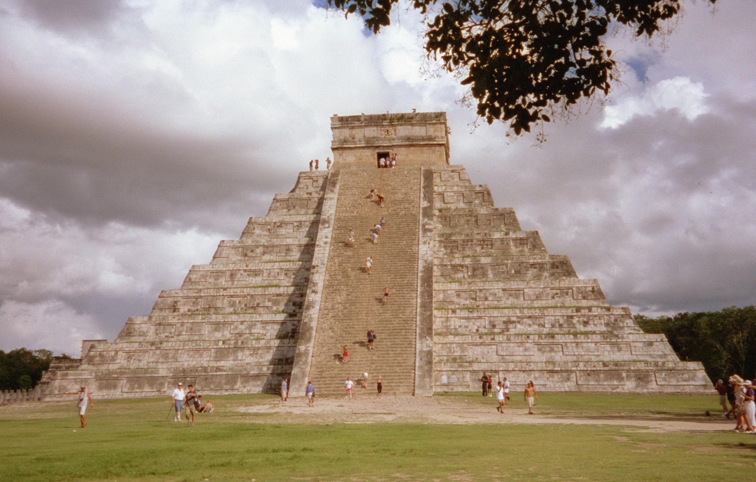 Je bekijkt nu Maya Route – 2001