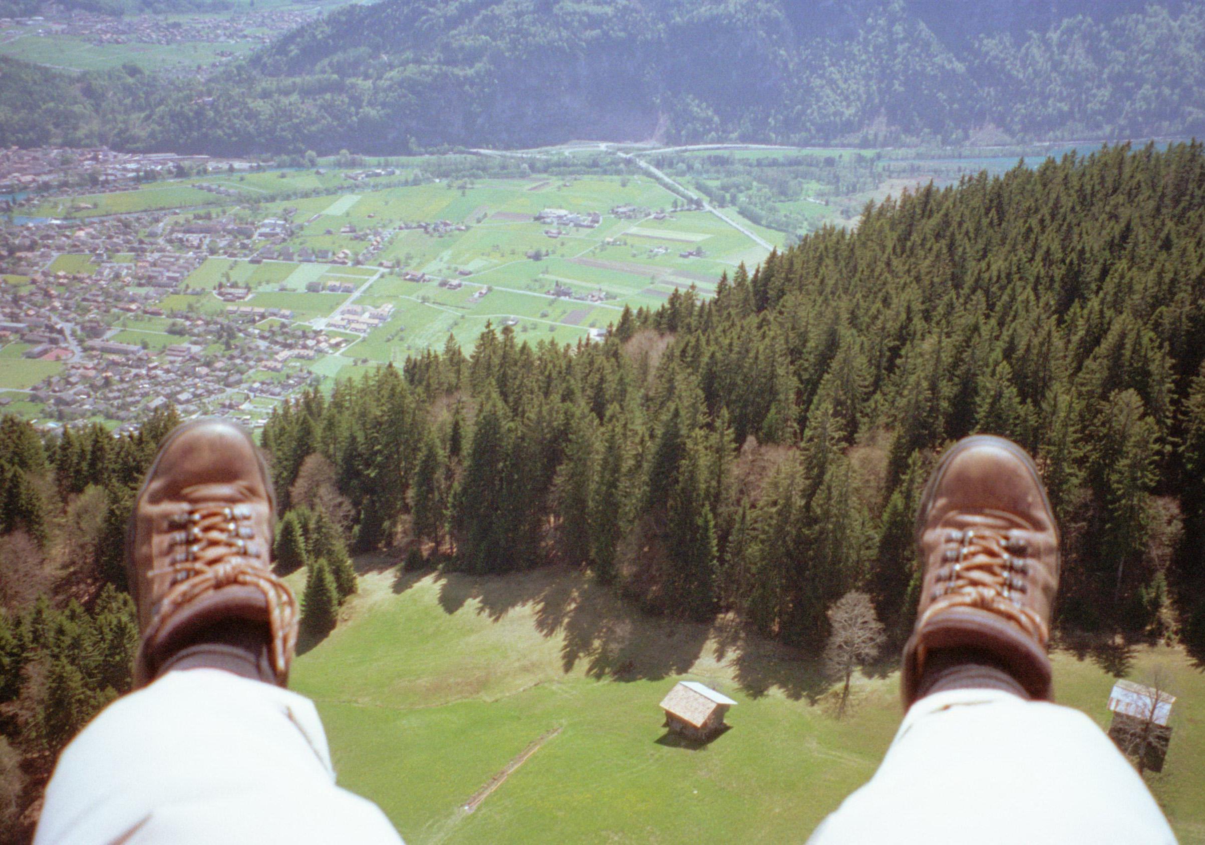 Je bekijkt nu Interlaken & Grindelwald – 2003 / 2021