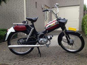 Puch Kikkerbek VS50L -1971