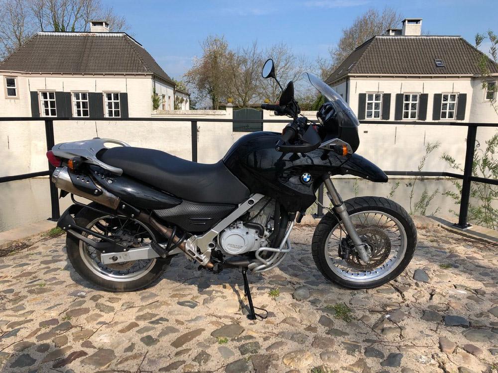 BMW F650GS – 2000