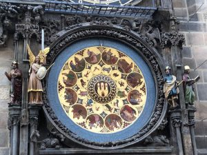 Lees meer over het artikel Astronomie in Praag
