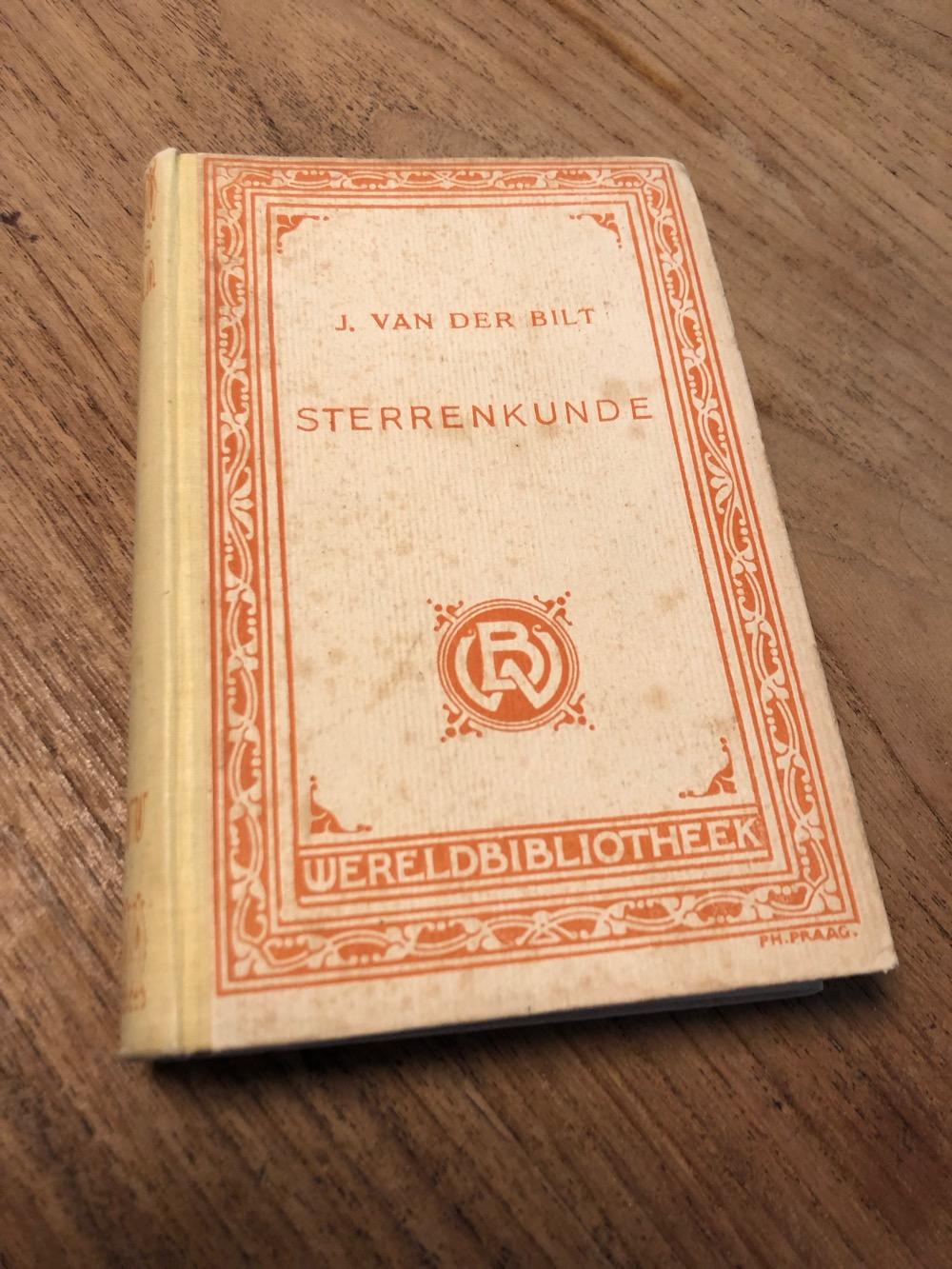 Je bekijkt nu Sterrenkunde – 1913