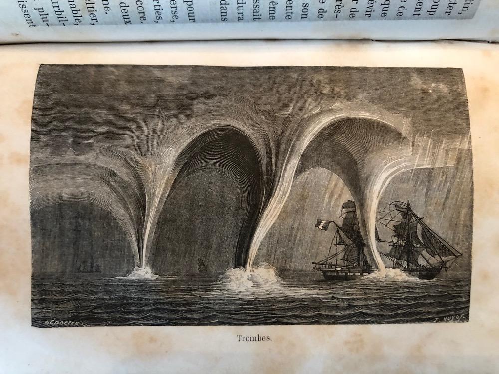 Je bekijkt nu Les Météores – 1865