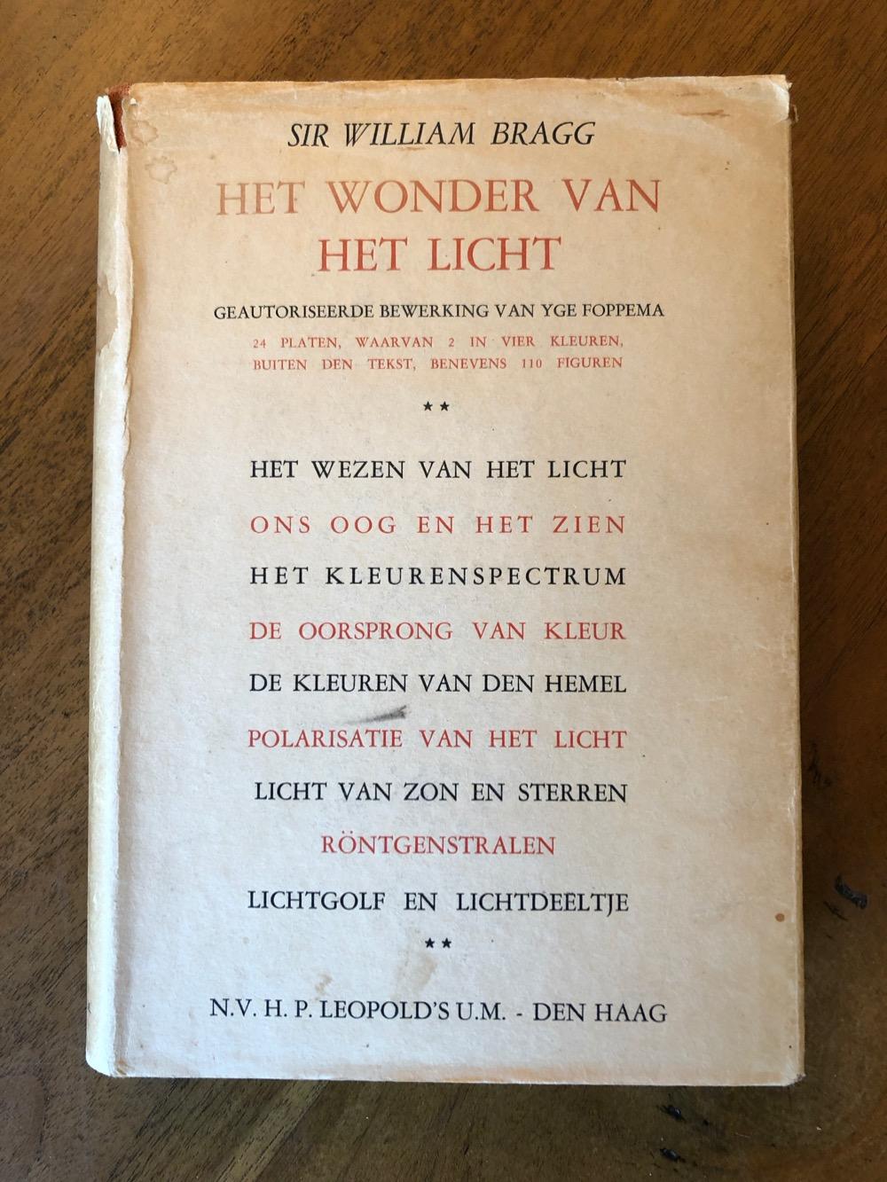 Je bekijkt nu Het wonder van het licht – 1934