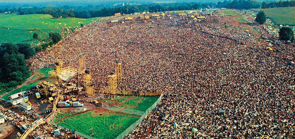 Je bekijkt nu Vragen over Woodstock 1969