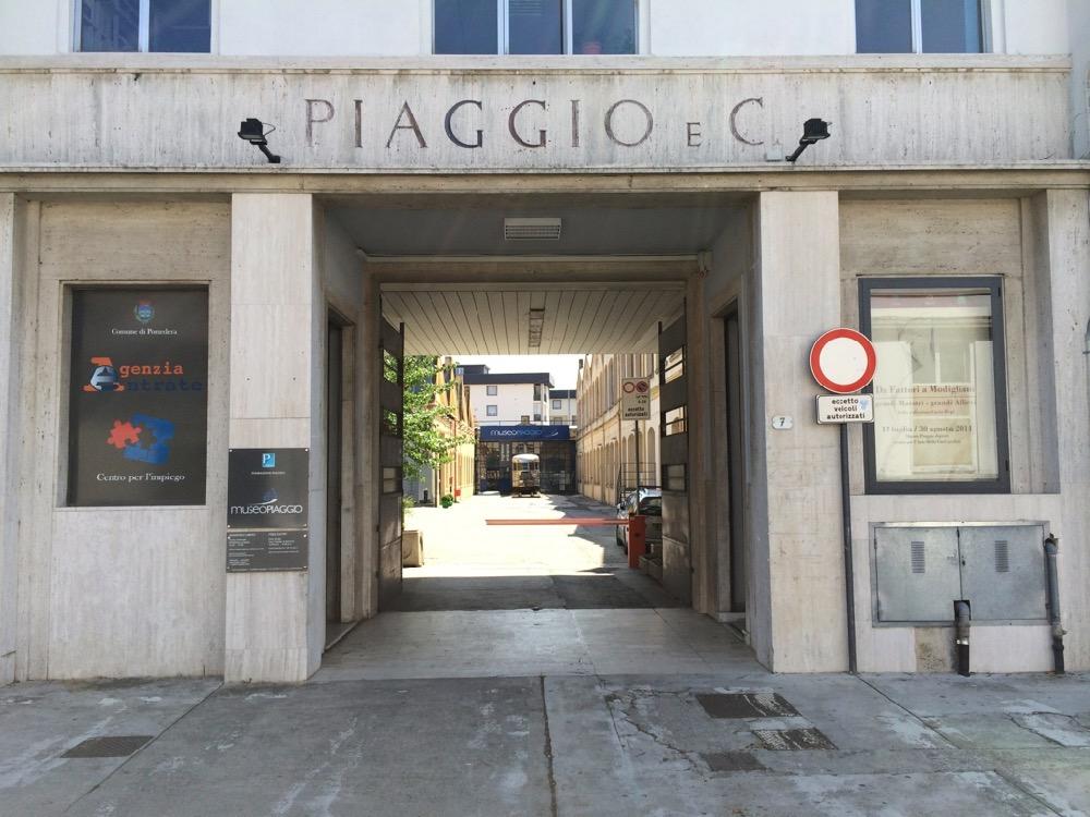 Piaggio Museum – Pontedera (ITA) – 2014