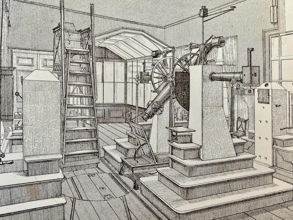 Je bekijkt nu Atlas van de Sterrenkunde – 1873