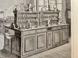 Atlas van de Scheikunde – 1874