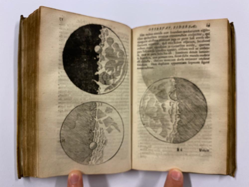 Institutio Astronomica – 1653 (2/3: Sidereus Nuncius) – INGEZIEN
