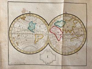 Lees meer over het artikel Geografische Oefening – 1783 INGEZIEN