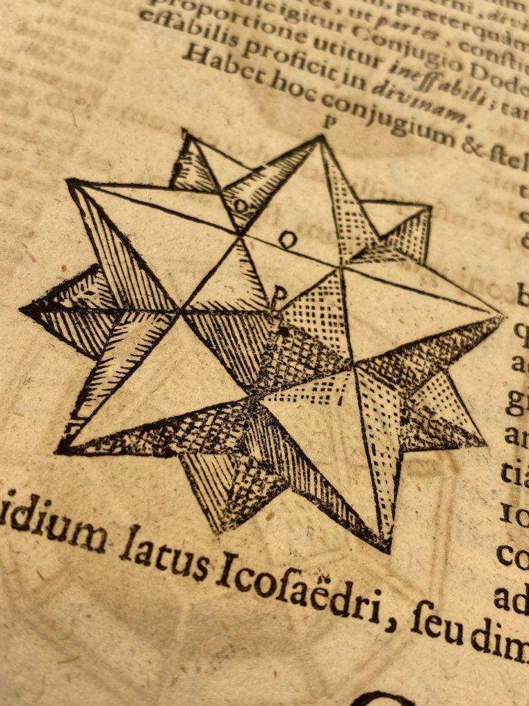 Je bekijkt nu Harmonice Mundi – 1619 INGEZIEN
