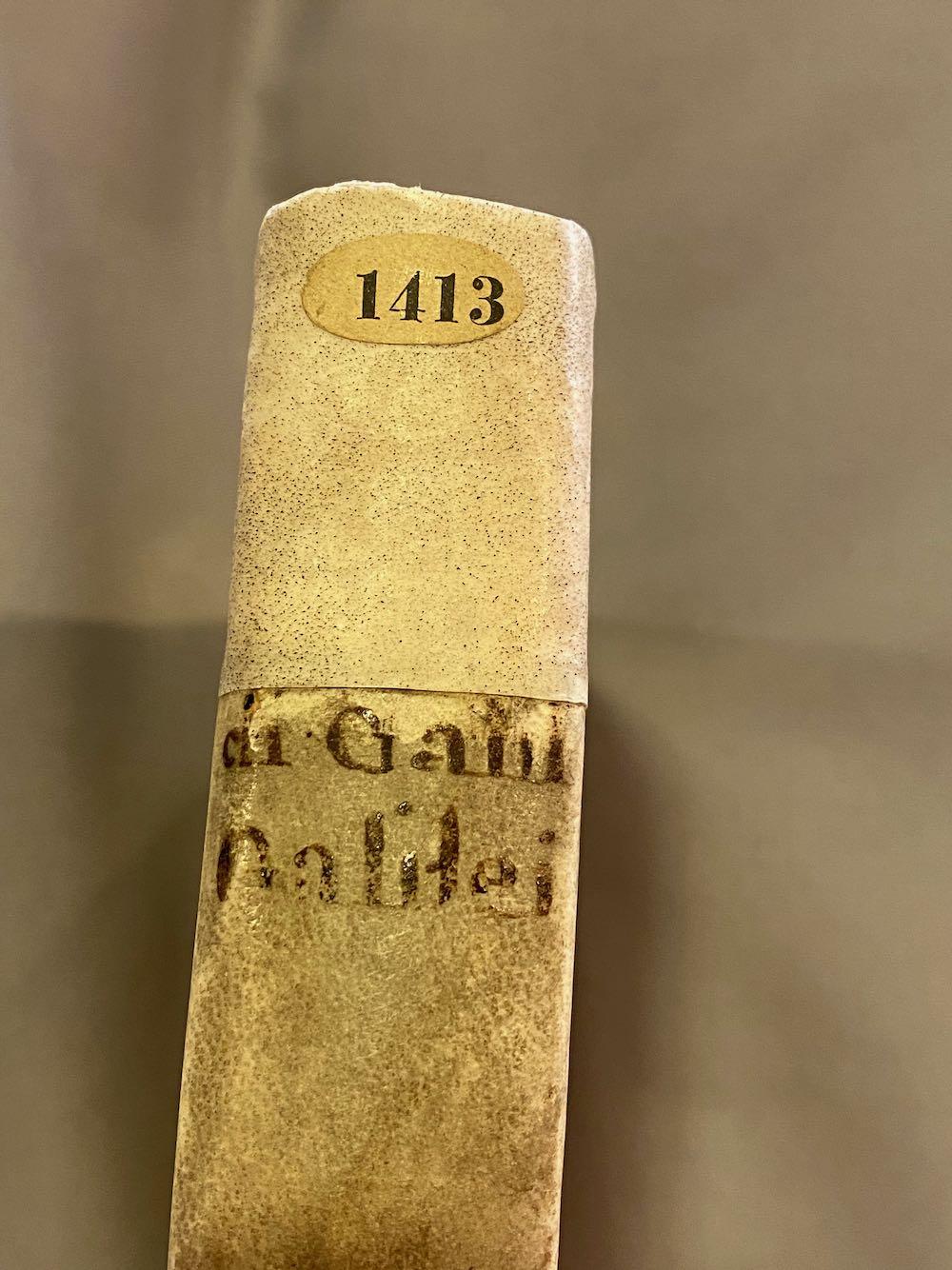 Discorsi, e dimostrazioni matematiche – 1638 INGEZIEN
