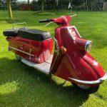 Lees meer over het artikel Heinkel Tourist 103A-2 uit 1965